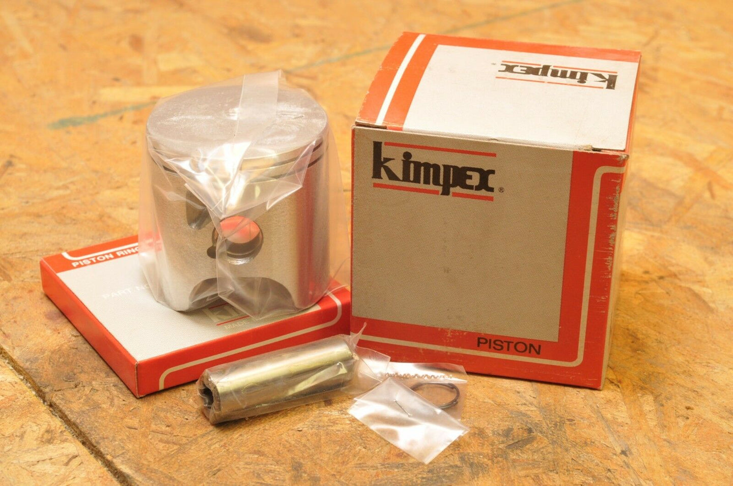 NEW NOS KIMPEX PISTON KIT 09-717 POLARIS INDY 340 LITE TOURING CLASSIC 3085840