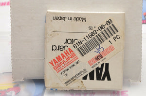 NEW NOS OEM YAMAHA MARINE 61N-11603-00-00 PISTON RING SET,STD. STANDARD C30 30HP