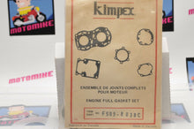 Load image into Gallery viewer, NEW NOS KIMPEX FULL GASKET SET R18- FS09 09-8030C