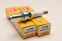 Load image into Gallery viewer, (2) NGK MAR10AJ Spark Plug Plugs Bougies-Lot of Two / Lot de Deux 4706 Ducati