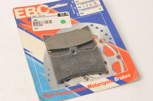 EBC FA126X Carbon Brake Pads - KTM 250 MX + Moto-Guzzi Quota 1000 ++