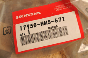 GENUINE NOS HONDA 17950-HM5-671 CABLE,CHOKE - TRX300 1994-1995 FOURTRAX 300