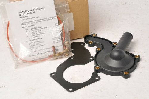 Genuine Polaris 2202468 Water Pump Cover Repair Kit - 2003 700cc 700 engine