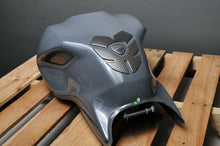 Load image into Gallery viewer, GENUINE DUCATI 58612501CJ GREY GRAY GAS FUEL PETROL TANK MONSTER 1200S 1200-S(2)