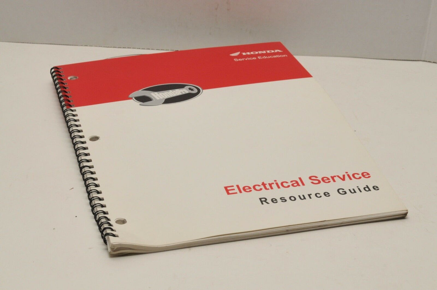 Genuine OEM Honda Factory Service BOOK ELECTRICAL RESOURCE GUIDE S1101