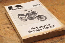 Load image into Gallery viewer, Kawasaki Factory Service Manual FSM OEM SHOP VERSYS 2007 99924-1369-01
