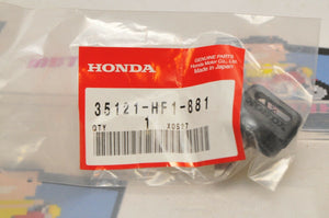 NOS OEM Honda 35121-HF1-881 KEY BLANK (UNCUT) IGNITION AXX/BXX TYPE 1 - TRX