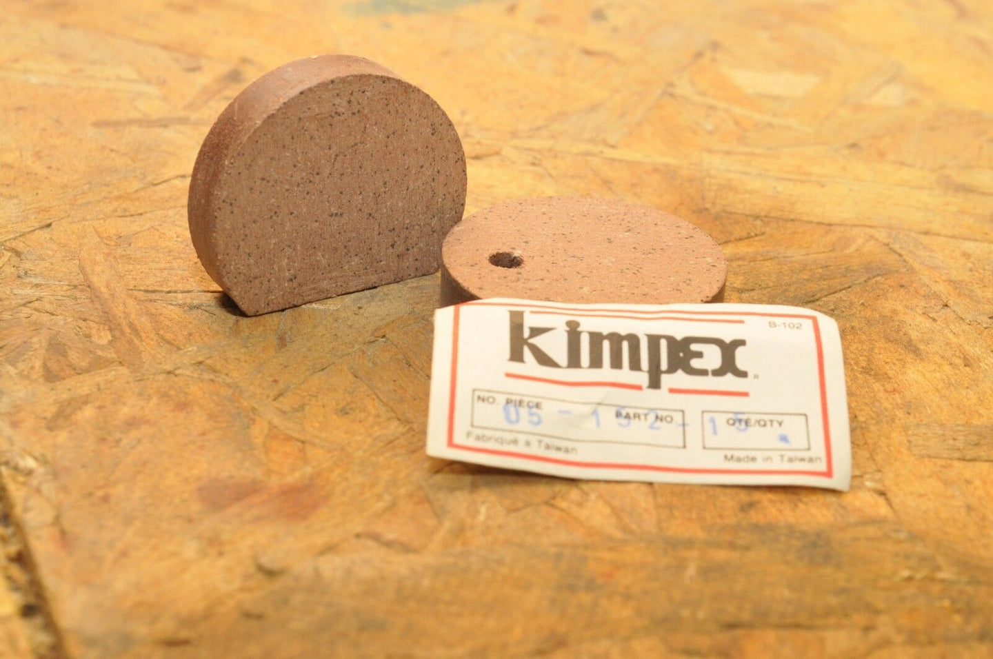 KIMPEX BRAKE PAD SET 05-152-15 ARCTIC CAT EL TIGRE PANTERA PANTHER TRAIL 1980