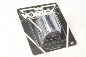 Vortex PS101C Frame Slider Puck - Chrome - Replacement Part for Vortex Base