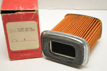Load image into Gallery viewer, GENUINE NOS HONDA 17211-001-020 AIR CLEANER ELEMENT FILTER - CA100 CA105 CA102