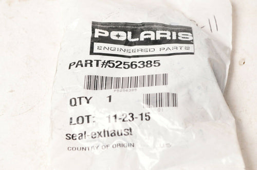 Genuine Polaris 5256385 Seal Gasket Exhaust - Ranger 400 500 Soprtsman 570 Rangr
