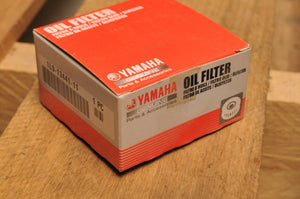 GENUINE YAMAHA 1L9-13441-11 OIL FILTER ELEMENT CLEANER - XJ650 XJ750 XJ550 ++