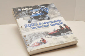 OEM YAMAHA TECHNICAL UPDATE MANUAL SNOWMOBILE LIT-12468-00-05 POWER LAUNCH 2005