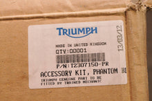 Load image into Gallery viewer, *MISSING FLY SCREEN* Triumph T2307150-PR ACCESSORY BODY KIT STREET TRIPLE 2012