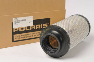 Genuine Polaris 1240957 Air Filter Element Assembly - RZR XP 1000 Turbo S 2015+