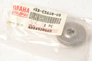 Genuine Yamaha 4SB-E5650-00-00 Idle Gear Idler Assembly - Zuma II CW50 (starter)