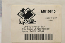 Load image into Gallery viewer, MOOSE RACING M810810 GASKET SET TOP END SUZUKI LT-F250 QUAD RUNNER 1988-99