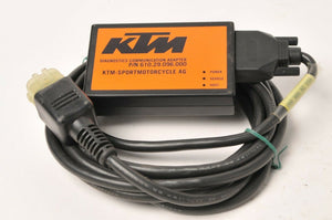 Genuine KTM 61029096000 Diagnostic Diag tool Communication adapter w/cable 05