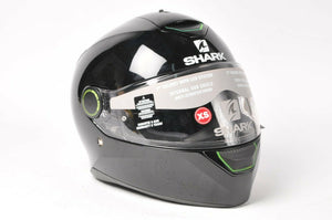 Shark Skwal Motorcycle Helmet Gloss Black Extra Small HE5-400EB-LK-XS