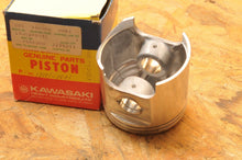 Load image into Gallery viewer, NEW NOS OEM KAWASAKI PISTON STD 13001-1031 KDX125 KDX 125 1980