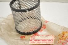 Load image into Gallery viewer, NOS GENUINE KAWASAKI 11014-004 FILTER AIR CLEANER ELEMENT HOLDER G5 KE100 ++
