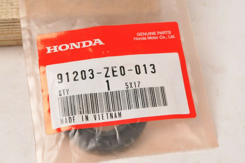 Genuine Honda 91203-ZE0-013 Oil Seal 22x41x6 - Crankcase Cover GX120 ++