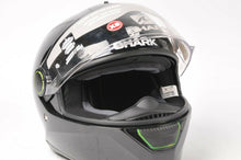 Load image into Gallery viewer, Shark Skwal Motorcycle Helmet Gloss Black Extra Small HE5-400EB-LK-XS