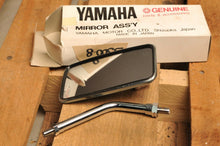 Load image into Gallery viewer, NOS OEM YAMAHA 5A8-26290-00 MIRROR (RIGHT) XS650 XV920 1981-1983