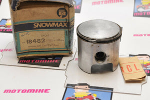 NOS New Old Stock SNOWMAX PISTON 18482 +20 SACHS  67.5mm +020 OVER