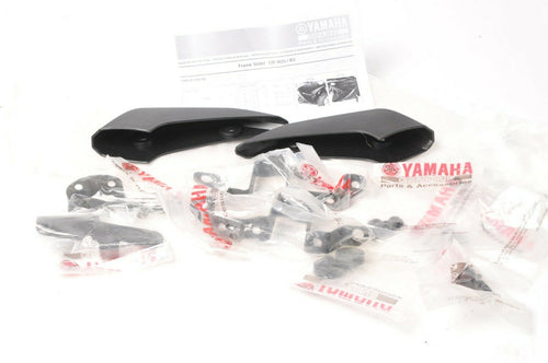 Genuine Yamaha 1WD-F11D0-00 YZF-R3 Frame Slider Kit Set 1WD-F11D0-V0-00