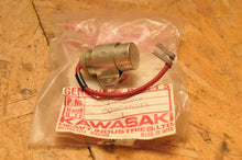 Load image into Gallery viewer, NEW NOS OEM Kawasaki F4 POINTS CONDENSER 21013-019 SIDEWINDER G35M CENTURION