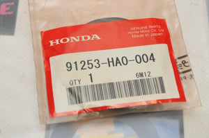 NOS Honda OEM 91253-HA0-004 OIL SEAL(35X54X6) ATC250 TRX250 TRX350 FINAL GEAR