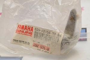 NEW NOS OEM YAMAHA MARINE 689-42154-70-94 LEVER,THROTTLE CONNECTOR 30HP MOTOR