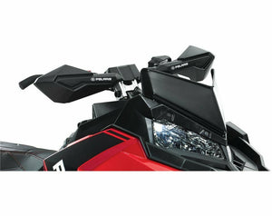 Genuine Polaris 2879192 Black Handguards fits Snowmobile - Indy Rush Axys more