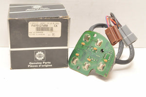 NEW NOS SKIDOO P.C.B. PCB ASSEMBLY 415127450 (515175690) LEFT SWITCH MACH Z 1998
