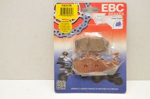 EBC Brake Pads FA317R SINTERED BOMBARDIER TRAXTER QUEST CAN-AM JOHN DEERE BUCK++