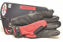 Load image into Gallery viewer, Joe Rocket Mens Phoenix 4 Motorcycle Gloves Red size SMALL 1056-1102