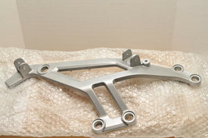NEW OEM DUCATI 82410231AB MOUNTING PLATE BRACKET FOOTREST HANGER - MONSTER