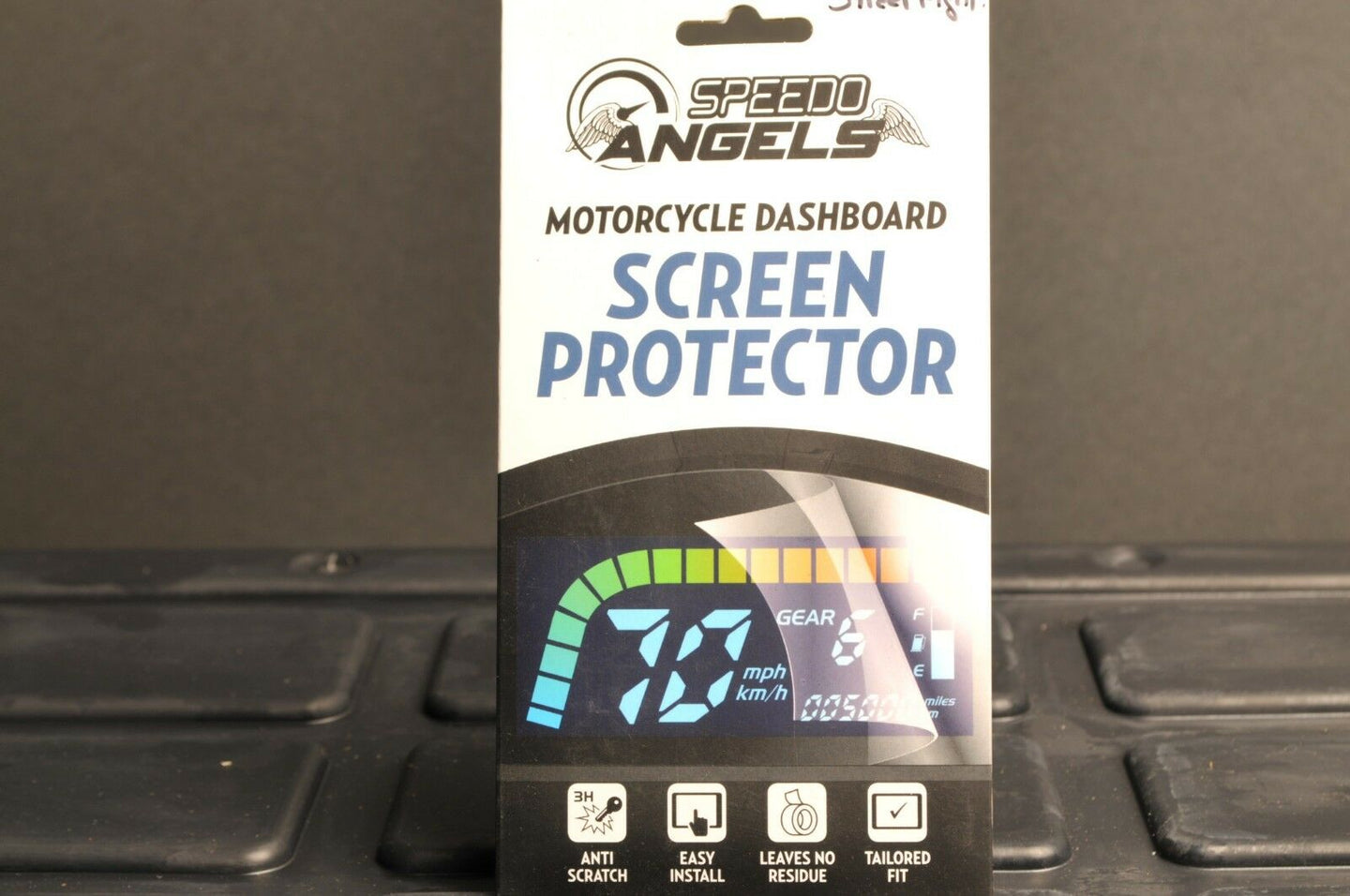 GENUINE SPEEDOANGELS SCREEN PROTECTOR -ANTI GLARE DUCATI MONSTER 821/1200 2014+