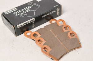 Genuine Polaris Brake Pad Set Kit 2203318 Dual Bore - RZR 800 Outlaw General ++