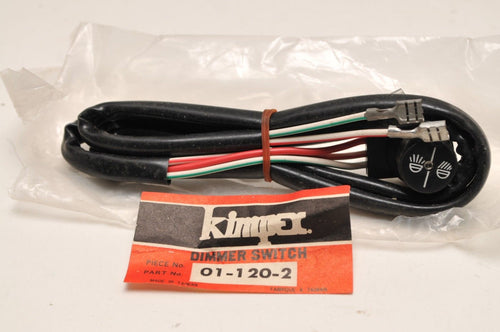 New NOS Kimpex Brake/Dimmer Switch 01-120-02 BoaSki John Deere Skiroule