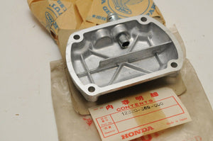 NOS OEM HONDA 12320-369-000 COVER, BREATHER - CB360 CJ360 CL360 ++