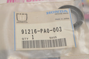NOS Honda OEM 91216-PA0-003 OIL SEAL (22X35X7) CT90 CBX GL1200 ++ SEE LIST