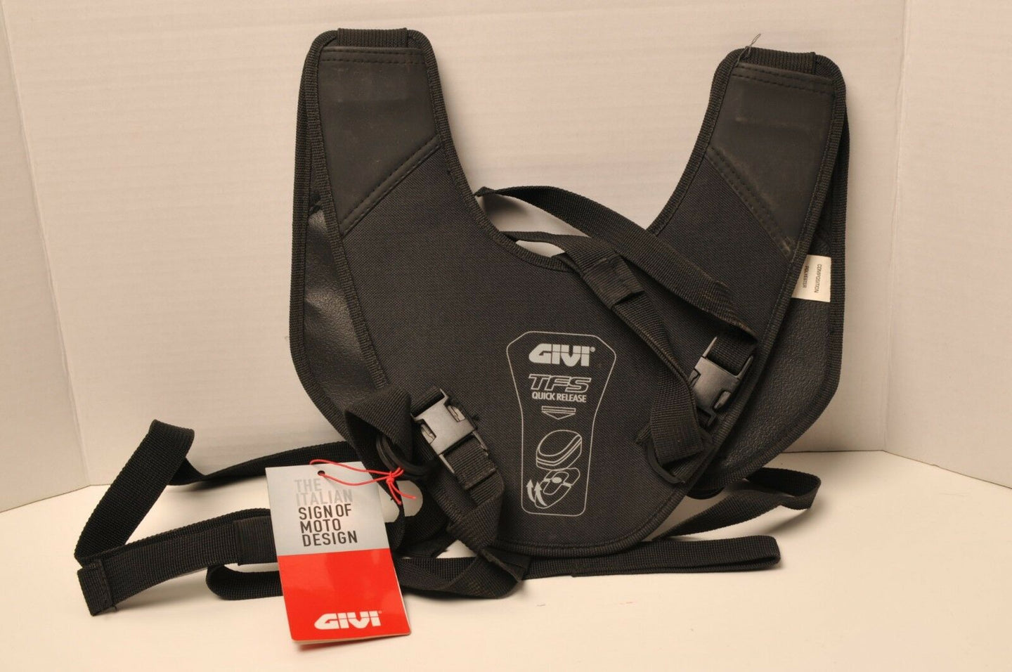 GENUINE Givi TFS system T460B T460 for motorcycle Tank Bag