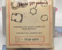 Load image into Gallery viewer, NEW NOS KIMPEX FULL GASKET SET R18- FS09 09-8036 YAMAHA SL396 SS396 1969 70