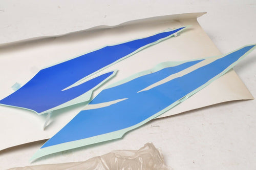 New NOS Genuine Suzuki 68130-33E00-F3R Decal Tape Set RH Right GSXR750 1996-98