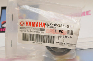 NEW NOS OEM YAMAHA MARINE 6E7-45987-01-00 SPACER, LOWER DRIVE 9.9 15 1988-UP