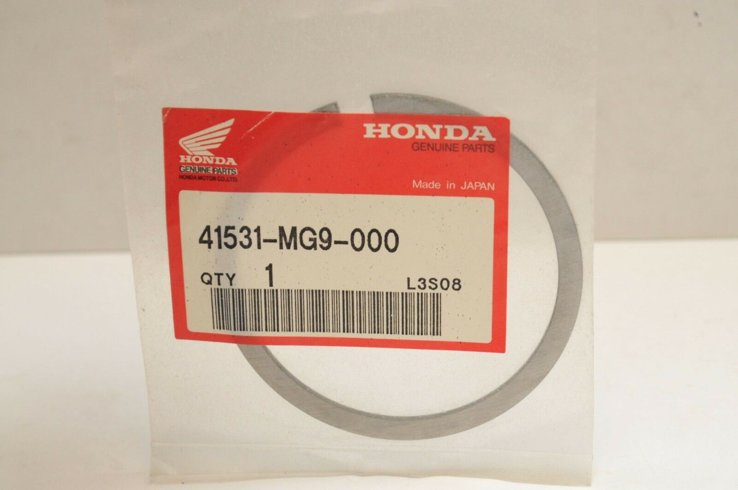NEW NOS OEM HONDA 41531-MG9-000 SPACER,RING GEAR B(1.88) GL1200 GL1500 VTX1300++