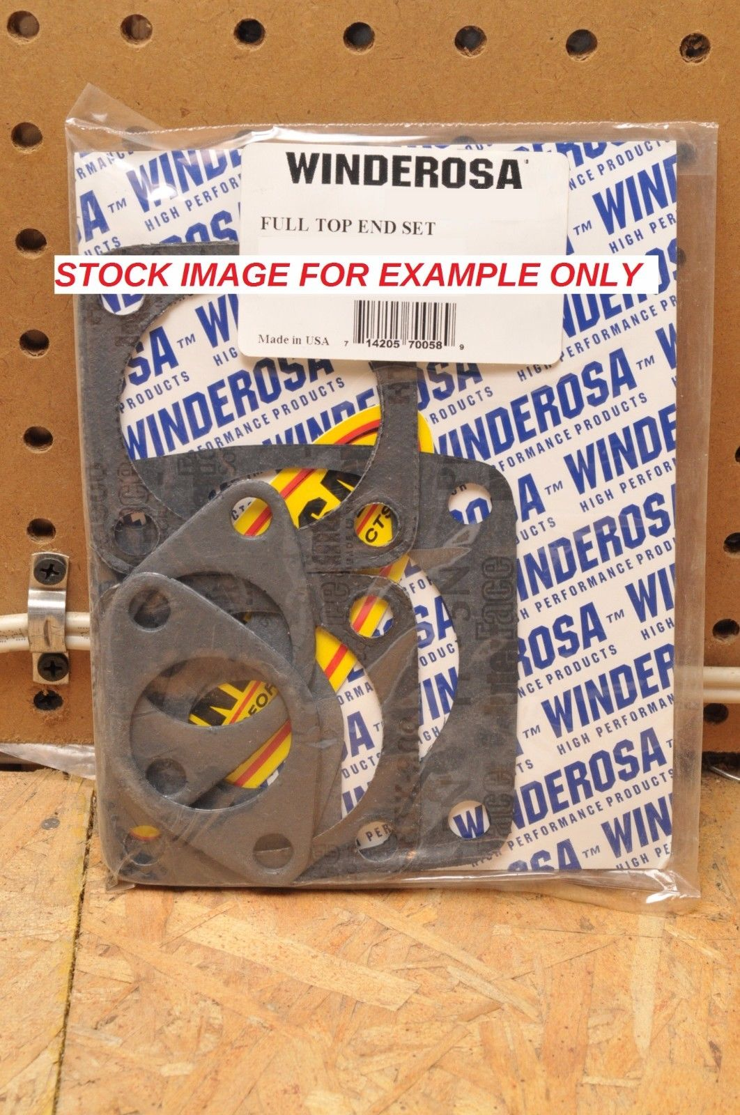 NEW WINDEROSA PRO TOP END GASKET SET 09-710201 VMX 600 1994-1996 303913