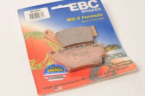 EBC MXS208 Race Sintered Brake Pads - Husqvarna KTM Maico TM CCM + more